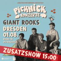 GIANT ROOKS (Zusatzshow)