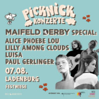 MAIFELD DERBY SPECIAL: ALICE PHOEBE LOU, LILLY AMONG CLOUDS, LÙISA, PAUL GERLINGER